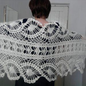 Работа для творческих людей: шарфы Натальи Сюзевой
