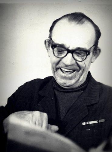 П.С. Безносиков - музыкант, корреспондент, офицер
