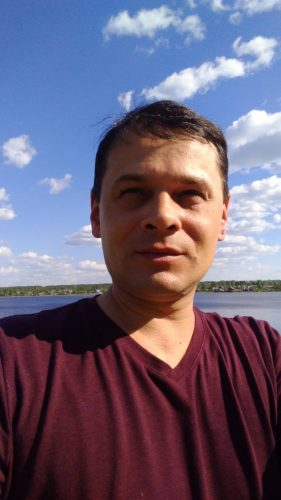 Степан Лукиянчук - автор лирического сборника