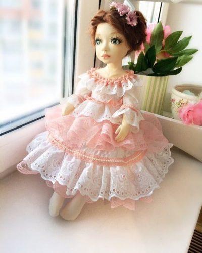 Кукла Гали Буханцевой