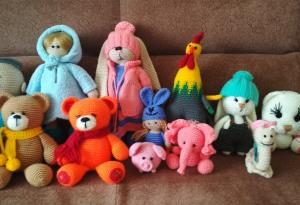 Интересные игрушки Т. Москвиной