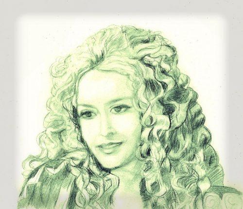 Майя Киселёва. Портрет миледи