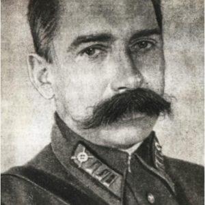 Кассин — первый директор школы п. Песковки