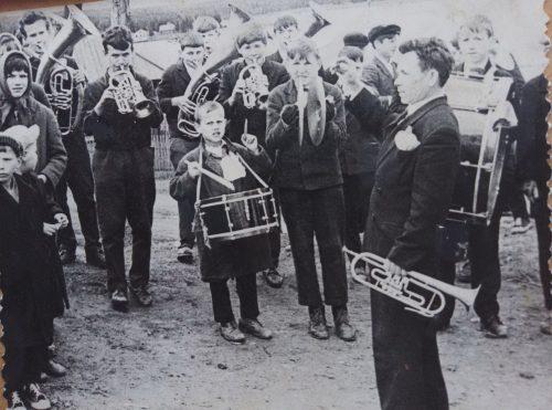 Руководитель духового оркестра Филиппов М.Т.